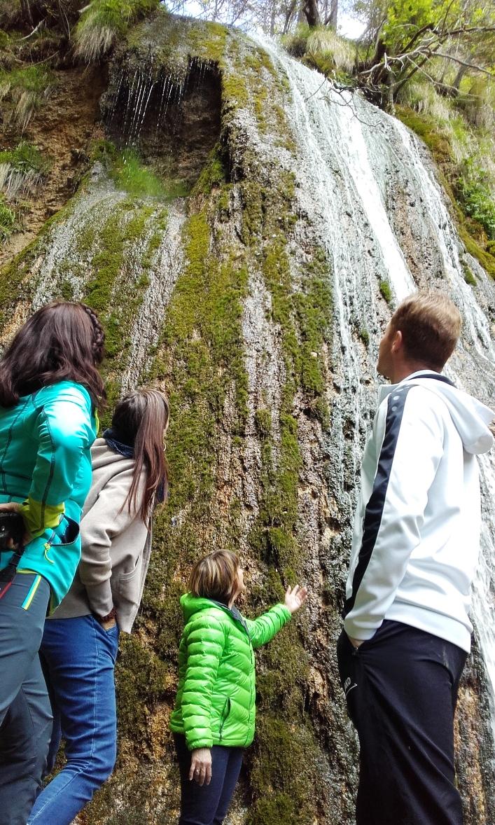 Wasserfall Web